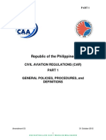 001 Part 1 General Policies Procedures and Definitions 5 2016