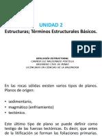 Apuntes Geología Estructural Unidad 2 y 3