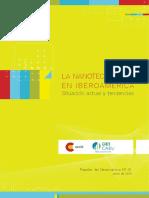 La nanotecnologia en Iberoamerica.pdf