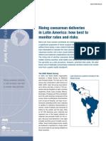 Ascenso de La Cesarea en America Latina