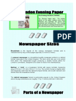 American Press Versus British Press