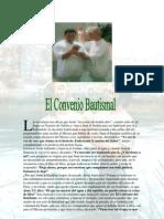 """""""Convenio Bautismal"""""""