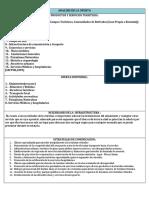 Ficha Técnica Mazunte Oferta y Observaciones