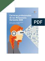 Estudio ManpowerGroup - Carreras Profesionales de Los Millennials, Horizonte 2020 636065969727595000