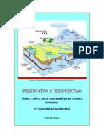 Victor Ponce Preguntas y Respuestas Aguas Subterraneas