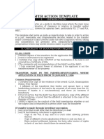 Transfer Action Template