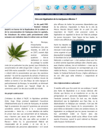 Legaliser Marijuana Petit Journal 2013