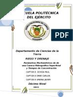 135014813 Parametros Morfometricos de Una Cuenca Hidrografica