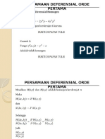 PD Homogen