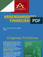 ARRENDAMIENTO FINANCIERO (1)