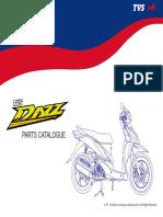 Parts Catalog TVS Dazz