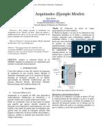 Informe Arquimedes Simulador