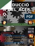 PIA-Producción-De Acero IIQ Gpo 05 Agosto Dic 2015