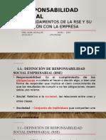 FUNDAMENTOS DEL RSE