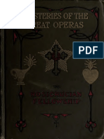 Mysteries of Great Operas