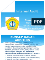 Filosifi Internal Audit