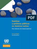 Familia y políticas públicas en América latina