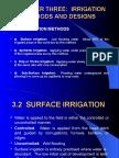 Irrigation Methods