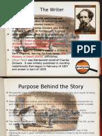 Oliver Twist Story Analysis