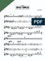 Bad Girls - Tenor Sax.pdf
