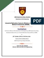 MSME Invitation 1