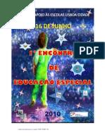 1º Encontro de Educação Especial - Equipa de Apoio às Escolas de Lisboa Cidade