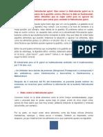 Dieta Para La Helicobacter Pylori