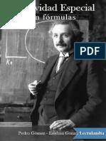 Relatividad Especial Sin Formulas - Pedro GomezEsteban Gonzalez