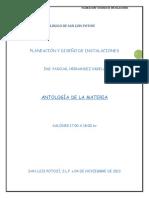 Planeacion y Diseño de Instalaciones_7 Am
