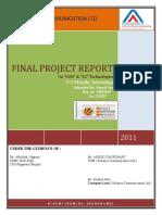 Final Gsm & 3G Report