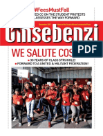 SACP Umsebenzi- COSATU Natinal Congress Support