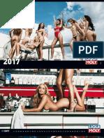 Calendar 2017 Liqui Moly