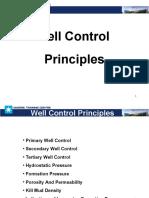 Well Control Principles