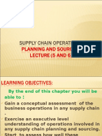 Essentials of Supply Chain Management - Lecture 5