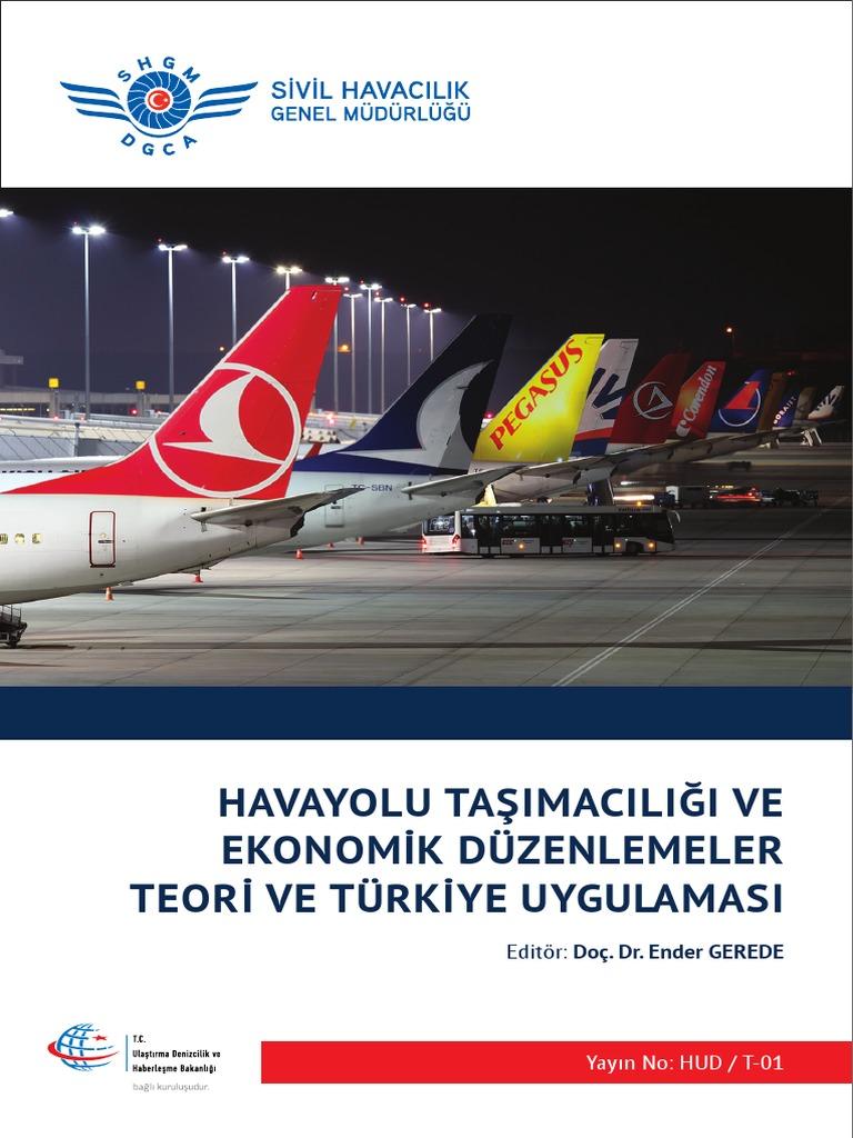 1f3180a2b10f3 SHGM Havayolu Taşımacılığı Ve Ekonomi
