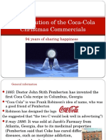 The Evolution of the Coca-Cola Christmas Commercials.pptx