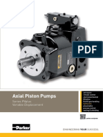 Axial Piston Pumps Parker
