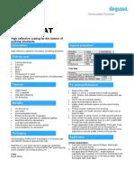 TDS - Sonoshield Parkcoat