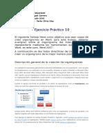 Ejercicio Practico 10
