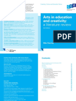Arts in Education and Creativity 2nd Edition 91