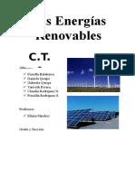 Experimento Energía Eólica