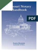 MONE Notary Handbook