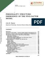 Digman on Five Factor Model.pdf