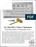 Merrill Oster - 76 Rules Of Millionaire Traders (2002).pdf
