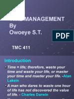 TMC411 Topic 5