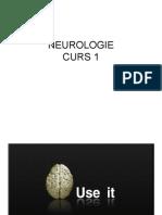 neurologie 1