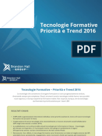 Docebo BHG Learning Technology 2016 ITA