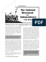 National Movement for Independence From Britain
