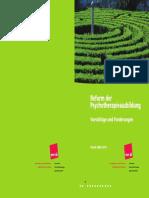 Broschüre PsychThG 2015