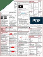 Unit 4 Exam Notes Sheet Physics